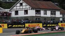 Renault F1'de hız kesmeden yükseliyor