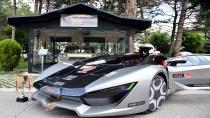 İşte yerli tasarım süper sport otomobil...