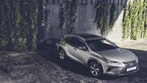 Lexus'tan Frankfurt çıkartması
