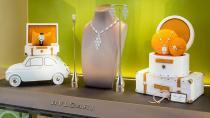 Fiat'ın 500 efsanesi mücevherle donatıldı