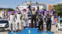 Toksport WRT'den Bulgaristan başarısı