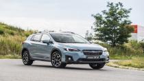 Subaru XV, Frankfurt için gün sayıyor