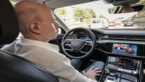 Audi'den trafiğe çözüm