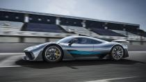 Mercedes hypercar işine girdi: AMG Project ONE