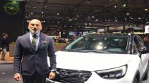 Opel'den Frankfurt'a 3 model