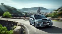 Subaru Levorg'dan yeni tasarım ve gelişmiş donanımlar