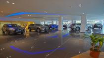 Lexus'tan premium showroom hizmeti