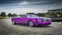 Rolls Royce'dan çok özel renk