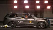 Renault Koleos'dan NCAP başarısı