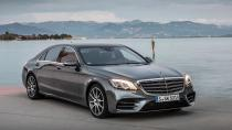 En çok satan premium Mercedes S yenilendi