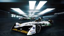 Audi'den ihtişamlı Formula E aracı!