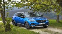 Opel'in X ailesinin yeni üyesi: Grandland X