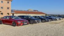 Mercedes E ailesi yeni üyeleriyle Türkiye'de