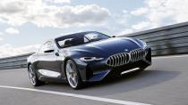 BMW 8 Serisi üretim bandına çıkmaya hazır!