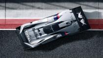 Peugeot'dan nefes kesen otomobil: L750R Hybrid