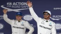 Hamilton F1 dünya şampiyonluğuna çok yakın!
