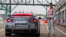 Nissan GT-R'ı Playstation Kolu İle Kontrol Ettiler!