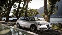 Alfa Romeo'ya En İyi Tasarım ve Büyük SUV Ödülü!