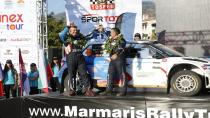 Marmaris Rallisi'nin kazananı belli oldu!
