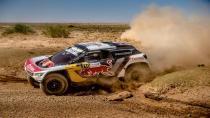 Peugeot, Dakar rallisine hazır