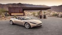 Yeni Aston Matin DB11 Volante geri dönüyor