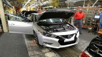 Nissan üretime kaldığı yerden devam ediyor