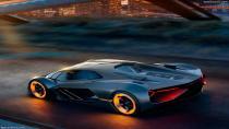 Lamborghini, Terzo Millennio konsepti ile göz doldurdu
