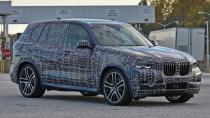 Yeni BMW X5 kamuflajsız görüntülendi