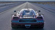 457 km/s hızla dünyanın en hızlı otomobili oldu