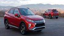 Yeni Mitsubishi Eclipse Cross'a güvenlikte 5 yıldız