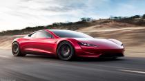 Tesla yeni çılgın modeli Roadster'ı tanıttı