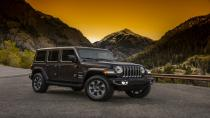 Yeni Jeep Wrangler örtülerini kaldırdı