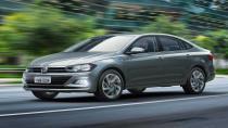 Volkswagen Virtus yollara adım attı