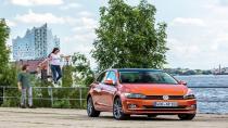 Yeni Volkswagen Polo Vosmer'de