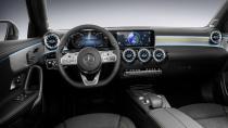 Yeni Mercedes A Serisi'nin iç mekan görüntüsü paylaşıldı