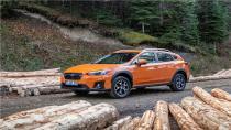 Subaru XV'ye güvenlikte beş yıldız