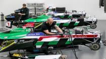 Audi e-tron FE04 ilk kez yarış pistine çıkıyor