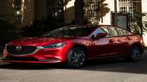 Mazda6'ya hafif makyaj