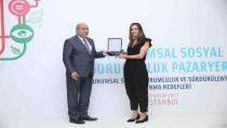 Trafik Hayattır!'a Sürdürülebilir Kalkınma Ödülü