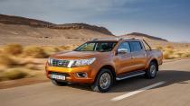 Nissan Navara'dan Avrupa satış rekoru