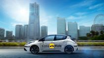 Nissan Robot-Taksi geliyor