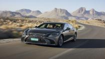 Lexus LS yenilendi
