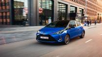 Yeni Toyota Yaris  Euro NCAP'tan 5 Yıldız Aldı