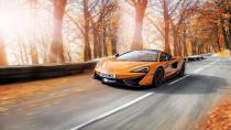 Pirelli'den McLaren'e Özel Lastik ve Jant Takımı