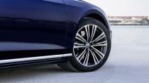 Audi, yeni A8 serisinde lastik seçimini Goodyear'dan yana kullandı