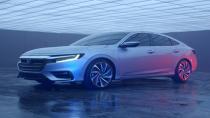 Honda'nın en yeni hibrit modeli Insight NAIAS'ta gösterime sunulacak