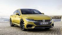 Volkswagen Arteon R, VR6 motorla geliyor