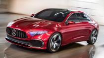 2018 Mercedes A Serisi Sedan görüntüleri ortaya çıktı