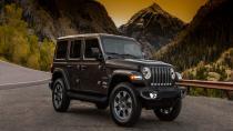 Yeni 2018 Jeep Wrangler, Lastik Seçimini Goodyear Wrangler AT Adventure'dan Yana Kullandı