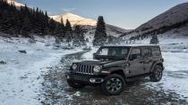 İşte Yeni Jeep Wrangler! Sonbaharda Türkiye'de!